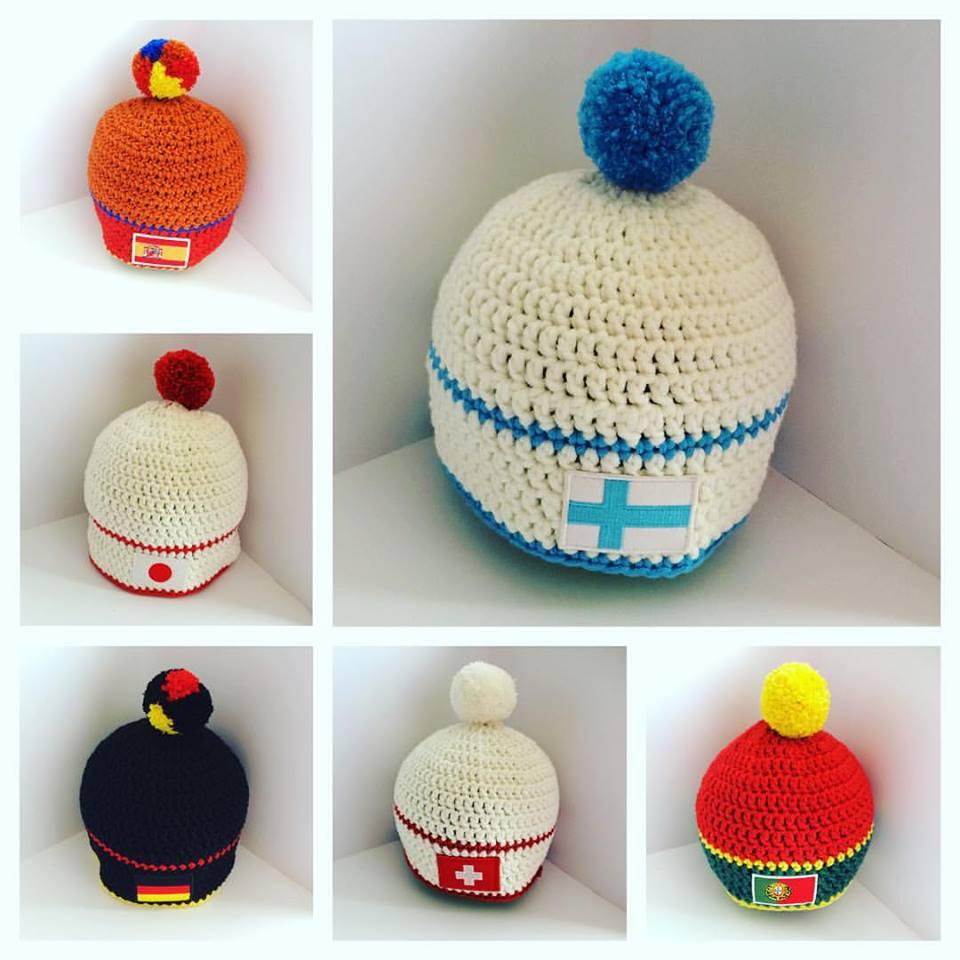 Bonnets laine vierge 2