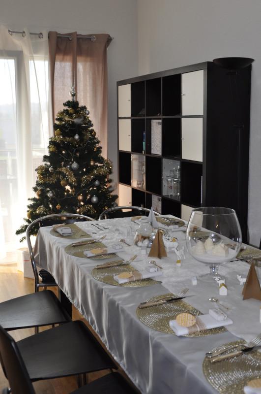 Village Noël verre 5