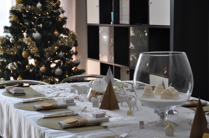 Village Noël verre 6