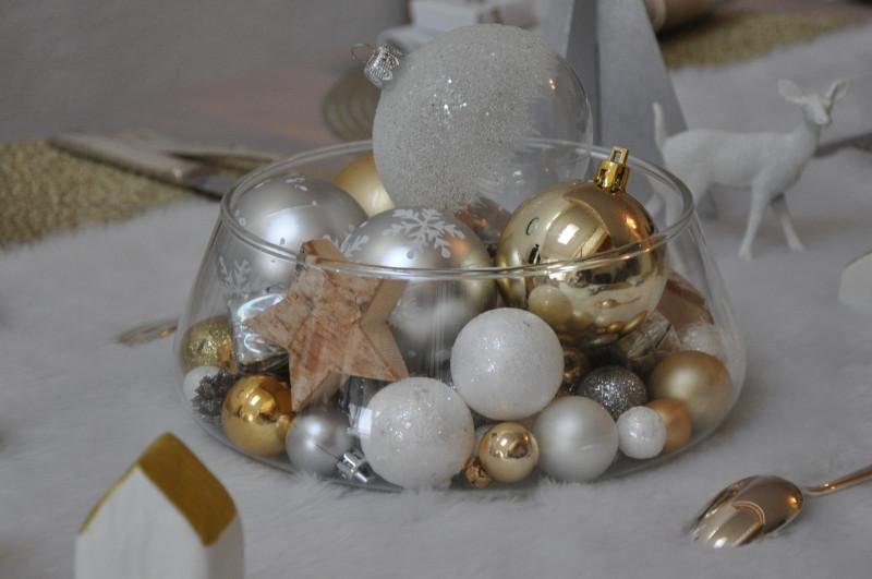 Village Noël verre 13