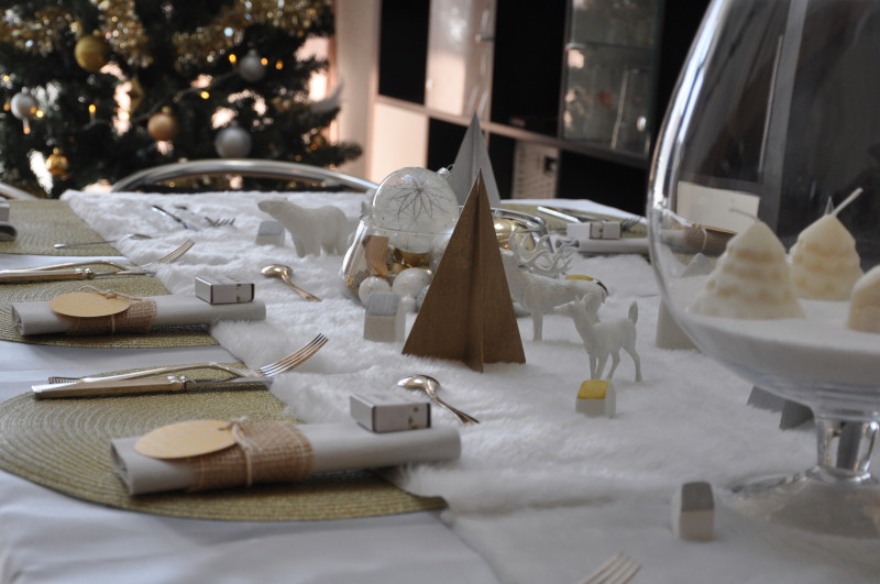 Village Noël verre16