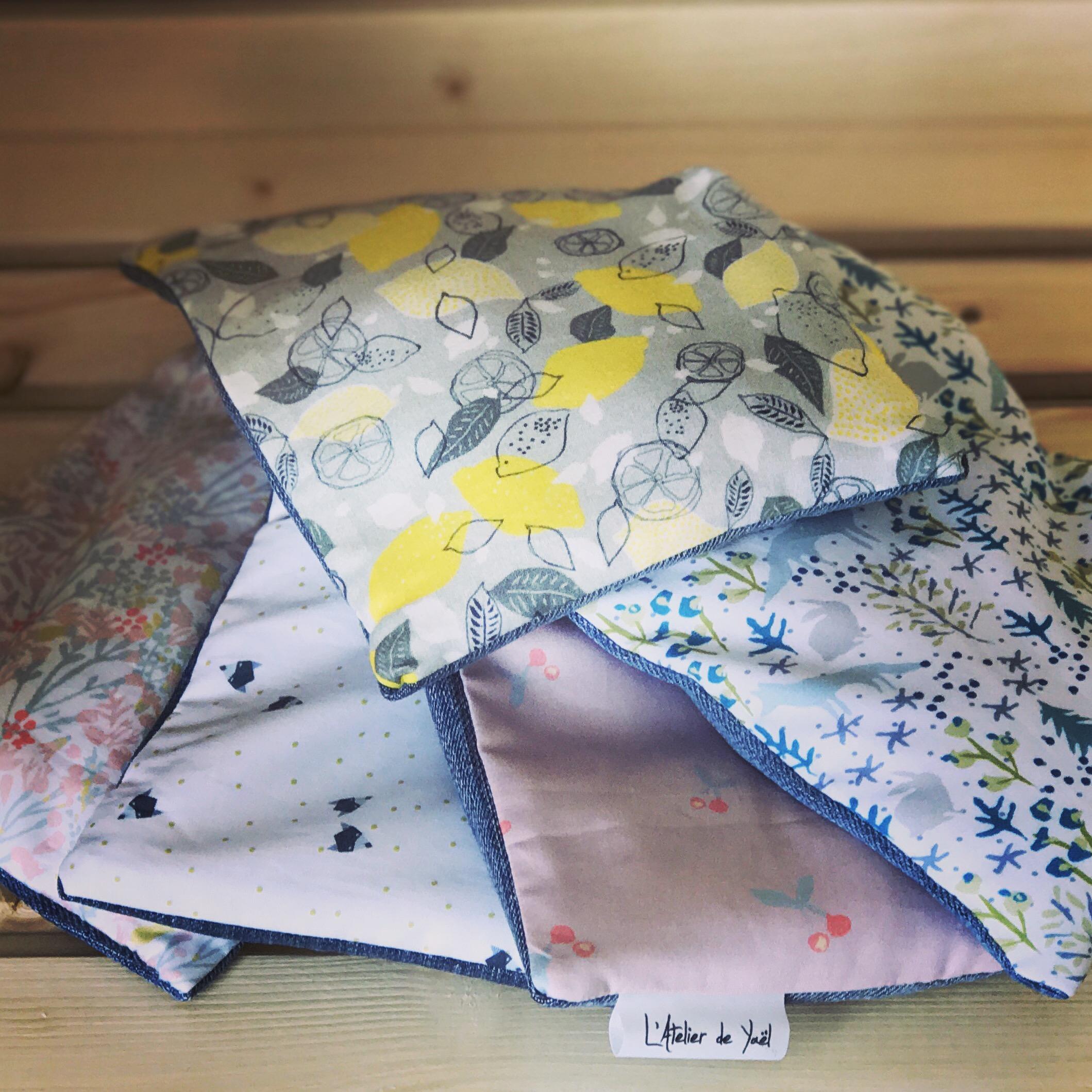 Bouillotte sèche jeans