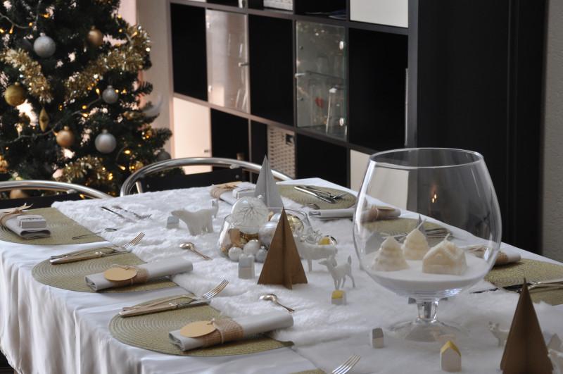 Village Noël verre 4