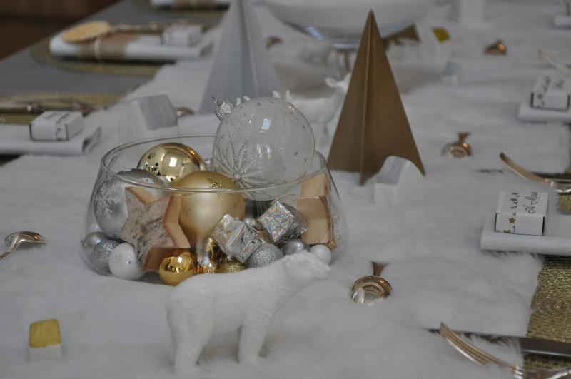 Village Noël verre 10