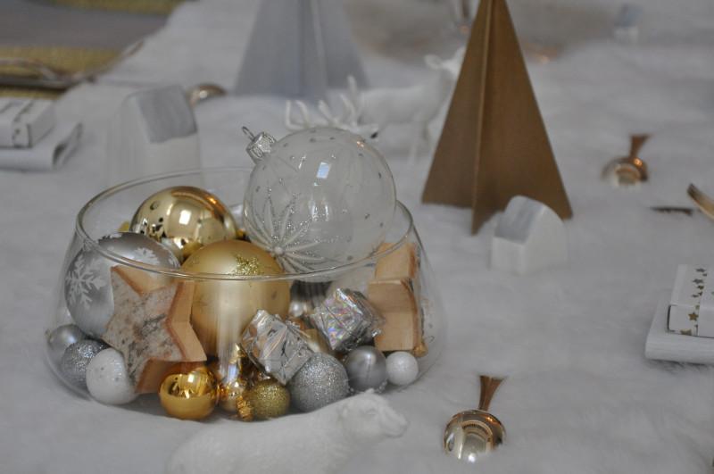 Village Noël verre 11