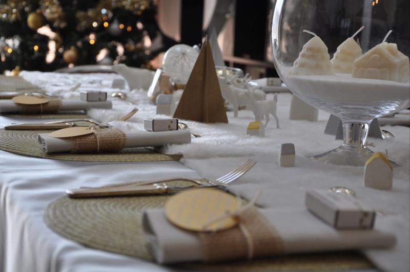 Village Noël verre 14